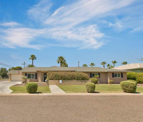 3602 E Coolidge Street, Phoenix, AZ 85018 (MLS #6099008) :: The W Group