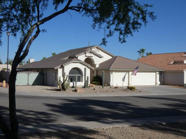 19955 N 78TH Lane, Glendale, AZ 85308 (MLS #6099011) :: Nate Martinez Team