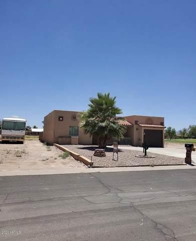 1723 S Pecos Drive, Casa Grande, AZ 85194 (MLS #6099031) :: Brett Tanner Home Selling Team