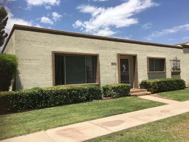 8333 E Vista Drive, Scottsdale, AZ 85250 (MLS #6099032) :: Brett Tanner Home Selling Team