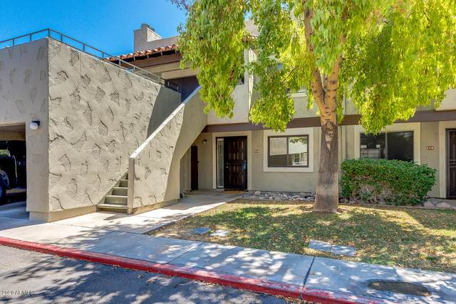 3309 N 70TH Street #115, Scottsdale, AZ 85251 (MLS #6099033) :: The Daniel Montez Real Estate Group