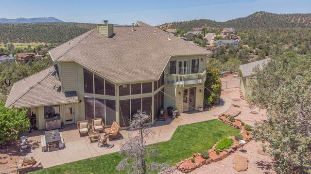 205 S Canpar Way, Payson, AZ 85541 (MLS #6099036) :: My Home Group