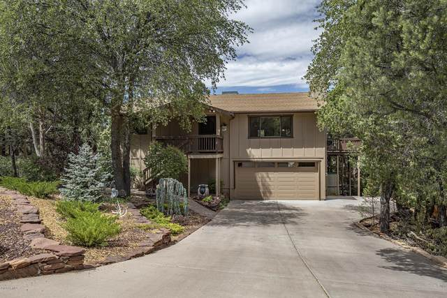 717 E Skyway Court, Payson, AZ 85541 (MLS #6099040) :: Yost Realty Group at RE/MAX Casa Grande