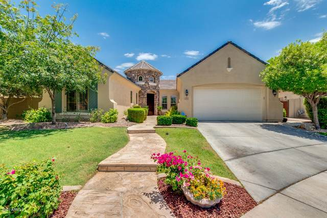5025 S Mingus Place, Chandler, AZ 85249 (MLS #6099051) :: The W Group