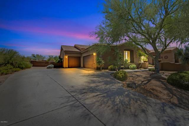 11547 E Cavedale Drive, Scottsdale, AZ 85262 (MLS #6099068) :: Brett Tanner Home Selling Team