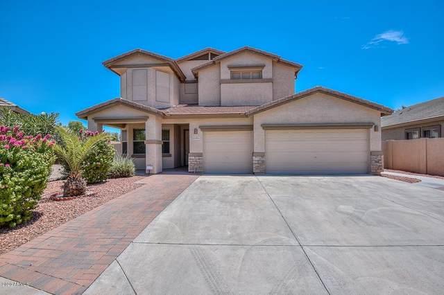15305 N 135TH Drive, Surprise, AZ 85379 (MLS #6099086) :: The Garcia Group