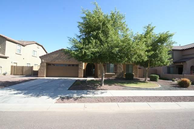 16775 W Durango Street, Goodyear, AZ 85338 (MLS #6099091) :: The Bill and Cindy Flowers Team