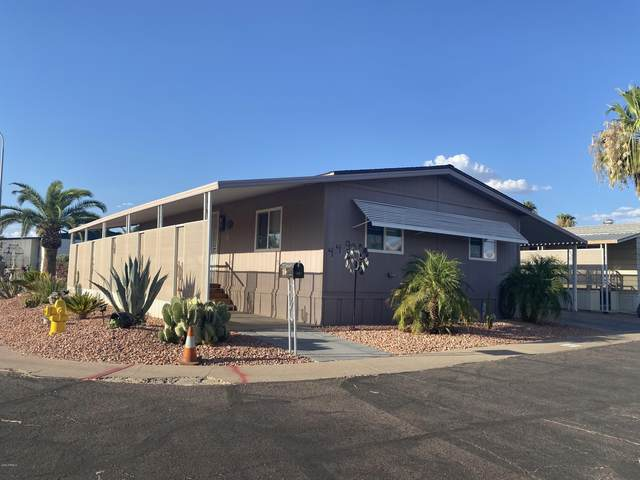 4065 E University Drive #449, Mesa, AZ 85205 (MLS #6099100) :: Lux Home Group at  Keller Williams Realty Phoenix
