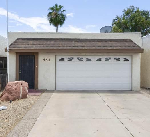 453 E Royal Palms Drive, Mesa, AZ 85203 (MLS #6099101) :: Lux Home Group at  Keller Williams Realty Phoenix