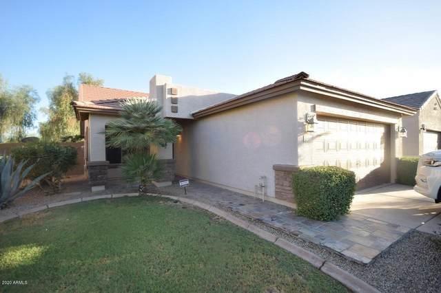 36865 W Maddaloni Avenue, Maricopa, AZ 85138 (MLS #6099103) :: Keller Williams Realty Phoenix