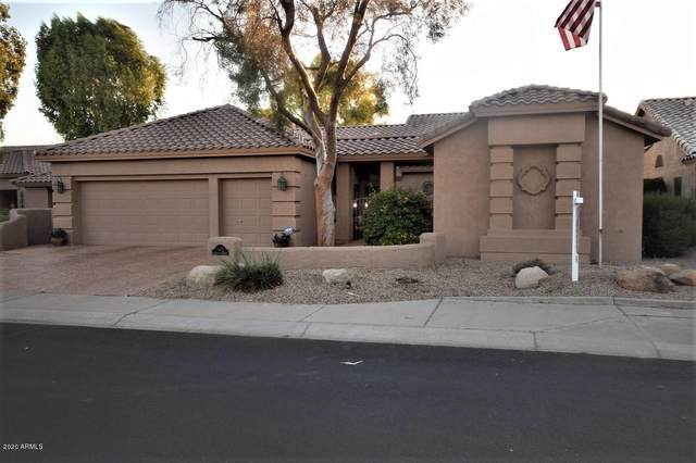 5402 S Amberwood Drive, Chandler, AZ 85248 (MLS #6099104) :: Lux Home Group at  Keller Williams Realty Phoenix