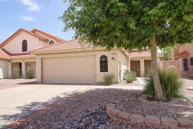 14623 S 41ST Place, Phoenix, AZ 85044 (MLS #6099116) :: Brett Tanner Home Selling Team