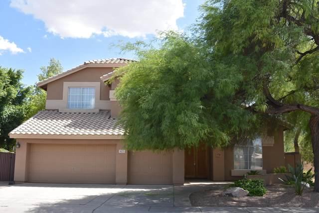 5123 W Harrison Street, Chandler, AZ 85226 (MLS #6099120) :: The Bill and Cindy Flowers Team