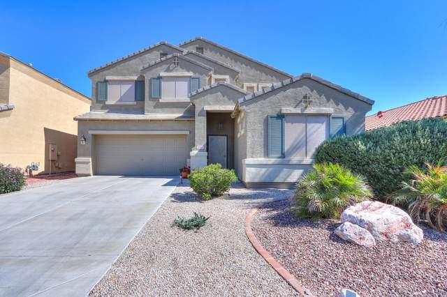 22511 N Dietz Drive, Maricopa, AZ 85138 (MLS #6099121) :: CANAM Realty Group