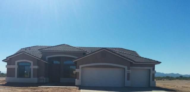 22335 W Patton Road, Wittmann, AZ 85361 (MLS #6099128) :: The Luna Team
