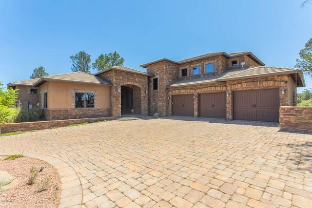 118 S Crescent Moon Place, Payson, AZ 85541 (MLS #6099138) :: My Home Group