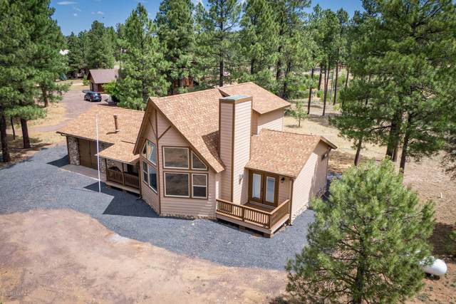 2929 Buckskin Canyon Road, Heber, AZ 85928 (MLS #6099139) :: The Property Partners at eXp Realty
