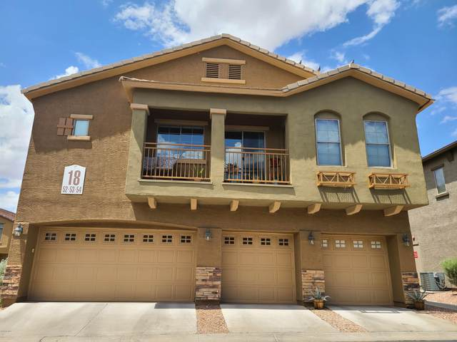2250 E Deer Valley Road #52, Phoenix, AZ 85024 (MLS #6099141) :: The Garcia Group