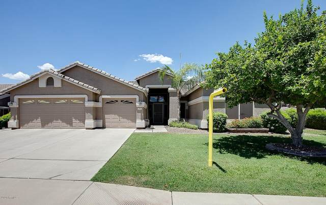 722 W Johnson Drive, Gilbert, AZ 85233 (MLS #6099145) :: The Carin Nguyen Team