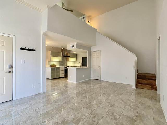 3600 N Hayden Road #3604, Scottsdale, AZ 85251 (MLS #6099148) :: The Luna Team