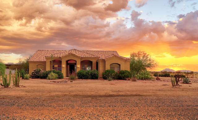 6608 N Barberry Road, Maricopa, AZ 85139 (MLS #6099149) :: Klaus Team Real Estate Solutions