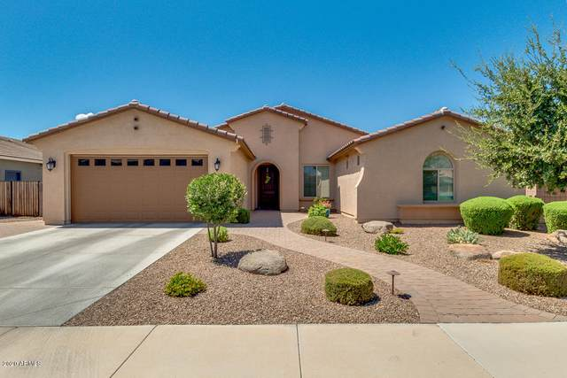 2497 E Aris Drive, Gilbert, AZ 85298 (MLS #6099153) :: The W Group