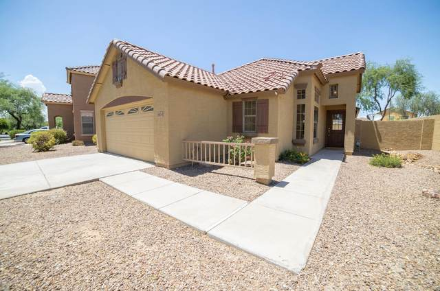 3854 E Cavalry Court, Gilbert, AZ 85297 (MLS #6099177) :: Openshaw Real Estate Group in partnership with The Jesse Herfel Real Estate Group