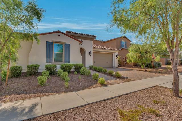 2712 N Acacia Way N, Buckeye, AZ 85396 (MLS #6099193) :: The Laughton Team