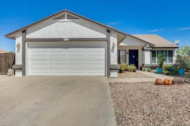 20818 N 32ND Drive, Phoenix, AZ 85027 (MLS #6099201) :: TIBBS Realty