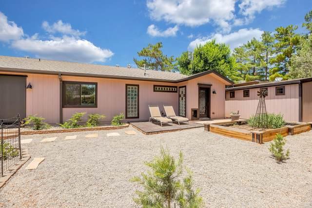 150 Gray Mountain Drive, Sedona, AZ 86336 (MLS #6099208) :: BIG Helper Realty Group at EXP Realty