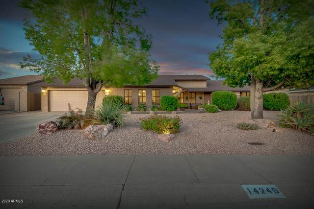14249 N 49TH Street, Scottsdale, AZ 85254 (MLS #6099217) :: The Luna Team