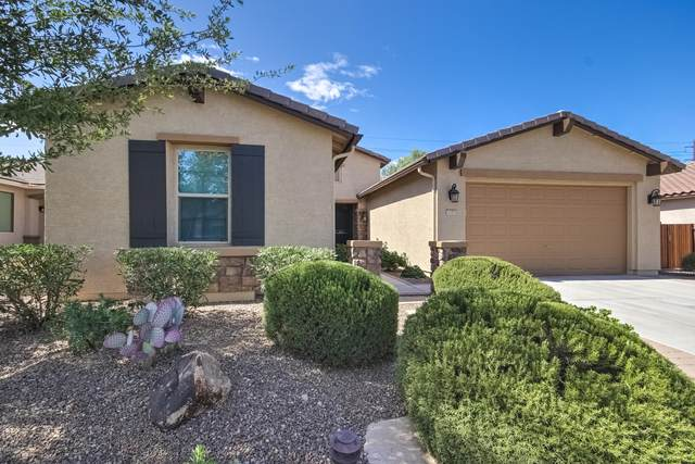 1197 W Fir Tree Road, San Tan Valley, AZ 85140 (MLS #6099226) :: Arizona Home Group