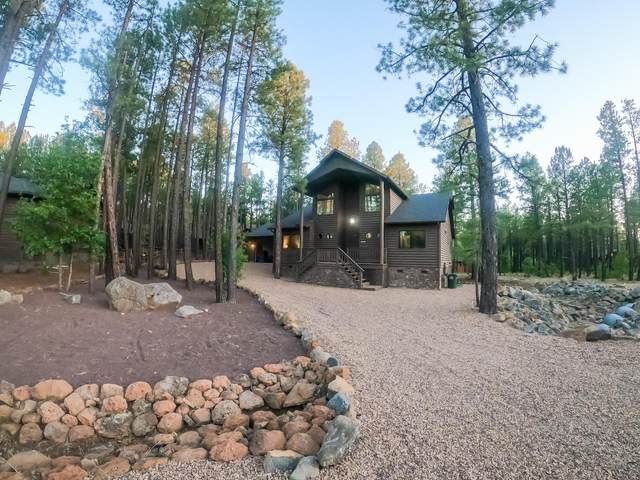 8493 Pinewood Drive, Pinetop, AZ 85935 (MLS #6099228) :: Midland Real Estate Alliance