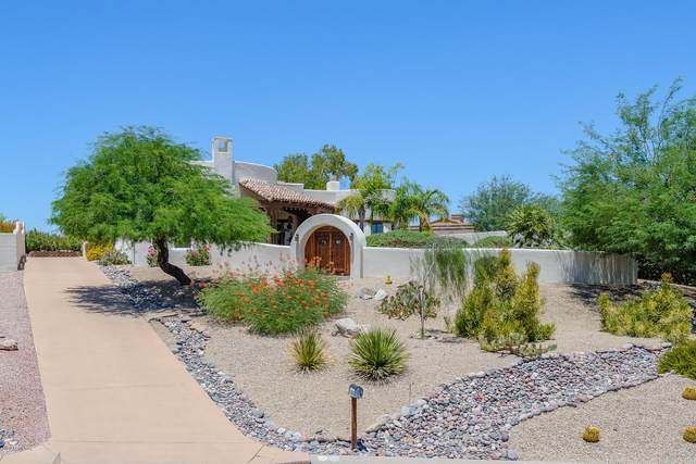 16806 E Parlin Drive, Fountain Hills, AZ 85268 (MLS #6099236) :: The W Group