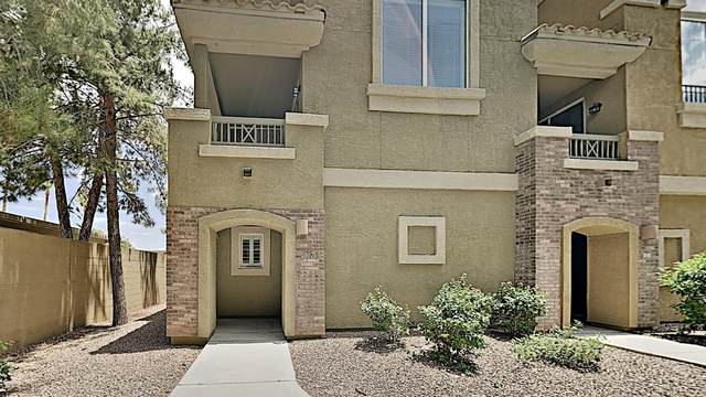 18250 N Cave Creek Road #107, Phoenix, AZ 85032 (MLS #6099242) :: The Garcia Group