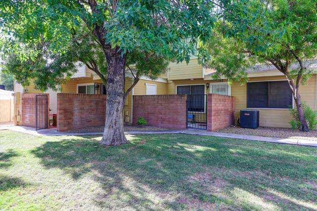 510 N Alma School Road #137, Mesa, AZ 85201 (MLS #6099244) :: Midland Real Estate Alliance