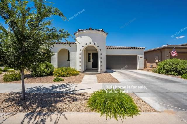 22510 E Via Del Oro, Queen Creek, AZ 85142 (MLS #6099249) :: Klaus Team Real Estate Solutions