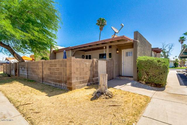 601 N May Avenue #17, Mesa, AZ 85201 (MLS #6099253) :: Lux Home Group at  Keller Williams Realty Phoenix