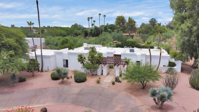 5440 E Via Los Caballos, Paradise Valley, AZ 85253 (MLS #6099265) :: The Carin Nguyen Team