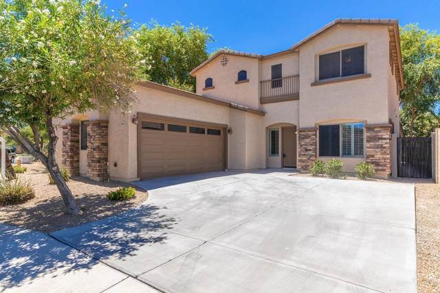 3923 W Roundabout Circle, Chandler, AZ 85226 (MLS #6099266) :: Homehelper Consultants