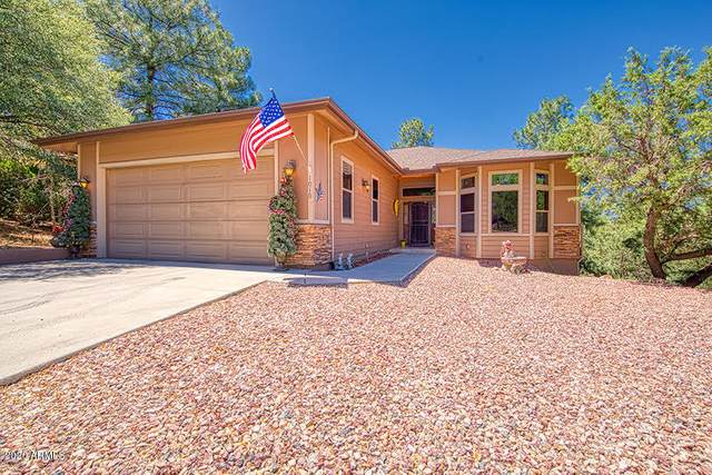 1010 Forest Hylands Road, Prescott, AZ 86303 (MLS #6099267) :: Homehelper Consultants