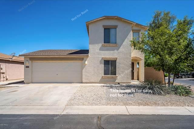 2574 E Meadow Land Drive, San Tan Valley, AZ 85140 (MLS #6099269) :: Arizona Home Group