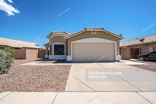10263 E Crescent Avenue, Mesa, AZ 85208 (MLS #6099275) :: Riddle Realty Group - Keller Williams Arizona Realty