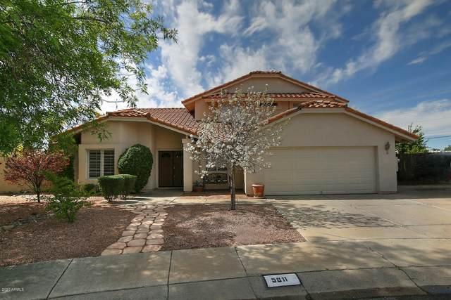 5611 E Everett Drive, Scottsdale, AZ 85254 (MLS #6099282) :: Brett Tanner Home Selling Team