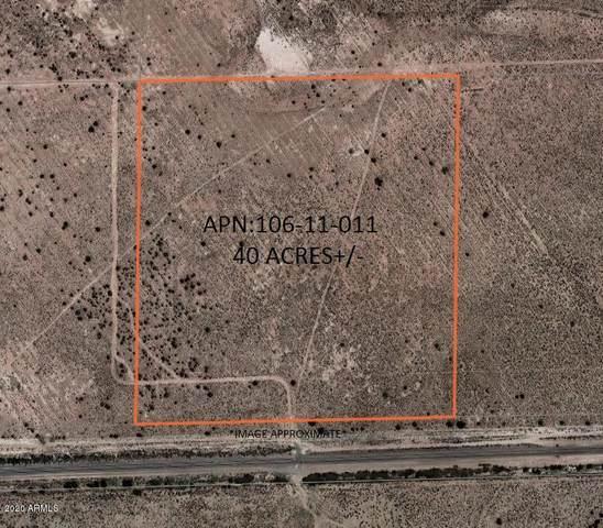 8668 Sabry Street, Holbrook, AZ 86025 (MLS #6099288) :: Lux Home Group at  Keller Williams Realty Phoenix