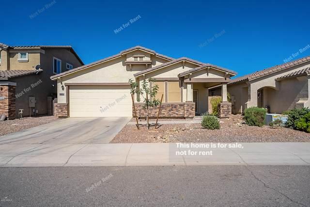 38276 N La Grange Lane, San Tan Valley, AZ 85140 (MLS #6099293) :: Arizona Home Group