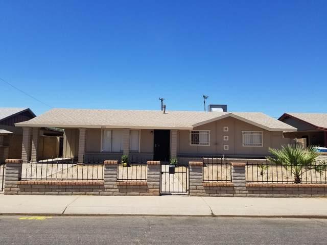 4034 W Culver Street, Phoenix, AZ 85009 (MLS #6099305) :: REMAX Professionals