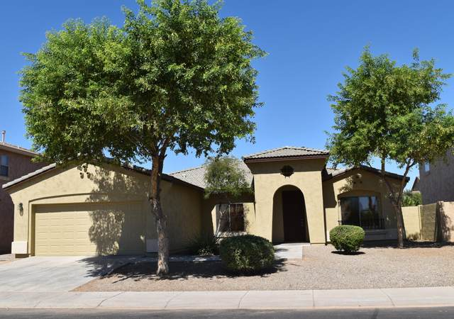 15524 N 178TH Drive, Surprise, AZ 85388 (MLS #6099307) :: CANAM Realty Group