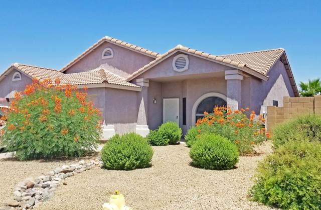 5752 E Jaeger Street, Mesa, AZ 85205 (MLS #6099308) :: The Daniel Montez Real Estate Group