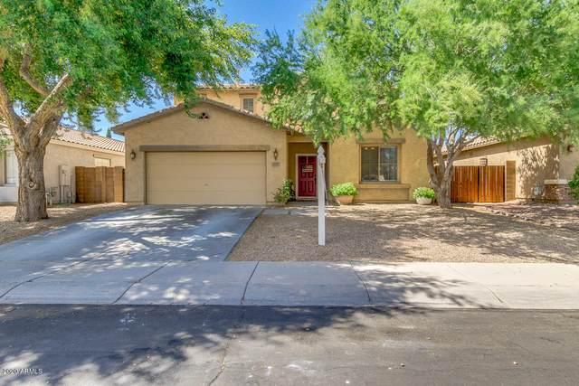 574 E Harold Drive, San Tan Valley, AZ 85140 (MLS #6099312) :: Homehelper Consultants